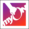 logo for myOn